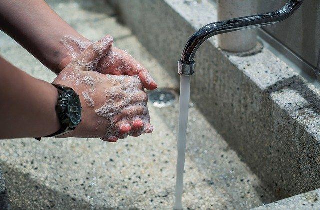 Hand Washing COVID-19